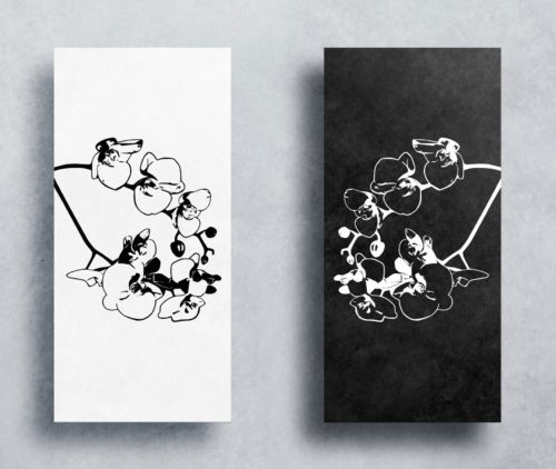 Plotterdatei ORCHIDEE by SILHOUETTE LOVE